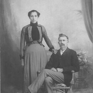Sam and Mary Riffle