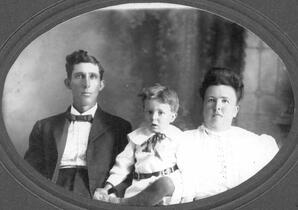 Arthur Embry and Family