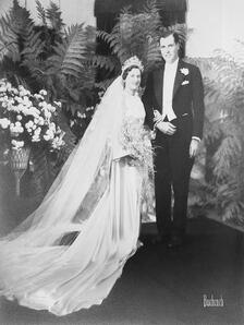 Chamberlain Wedding Portrait