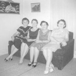 Beulah Price's Daughters and Daughters-in-law